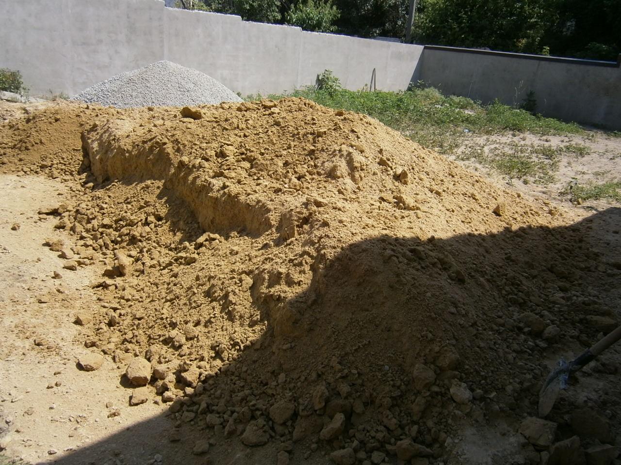 Как сделать дорогу на глинистой почве своими руками